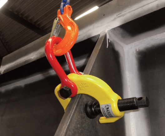 Terrier Lifting Clamps Premium Lifting Clamps Worldwide